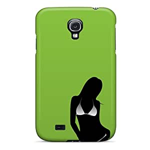 Todd CC Slim Fit Tpu Protector CxN7415KRws Shock Absorbent Bumper Case For Galaxy S4