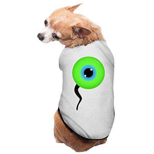 Gray Jacksepticeye Eyeball Video Games YouTube Doggie Vest Doggie Clothes