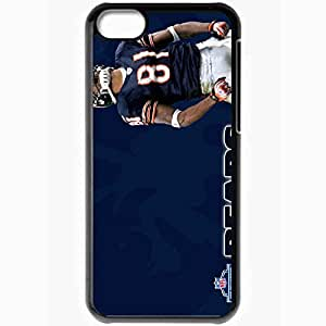Personalized iPhone 5C Cell phone Case/Cover Skin 1138 chicago bears Black by mcsharks