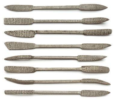 Speckstein-Werkzeugset 8-teilig [Werkzeug] Art-Manufacture-Design