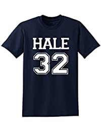 Teesven Men's Hale 00 Beacon Hills Lacrosse Teen Wolf Unisex T Shirt