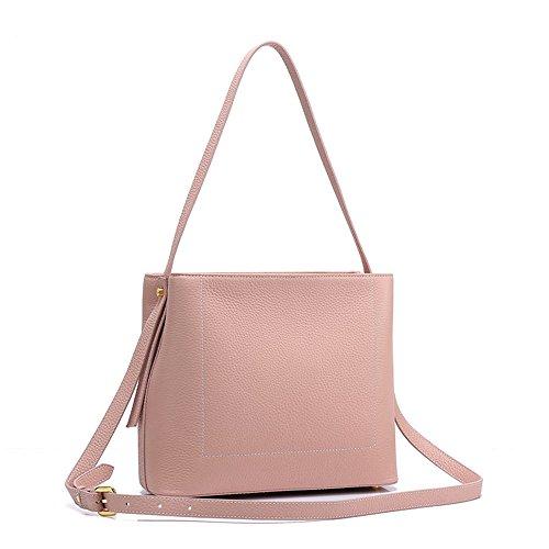 Gwqgz Pink Ladies New 2018 Black Fashion Handbags YZrYqw