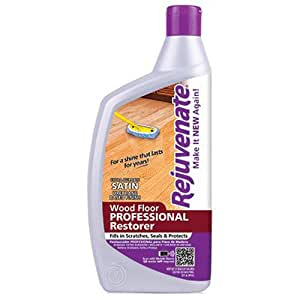 rejuvenate floor restorer rejuvenate professional satin finish wood 10691