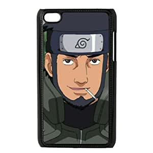 iPod Touch 4 Case Black Sarutobi Asuma 008 YWU9270764KSL