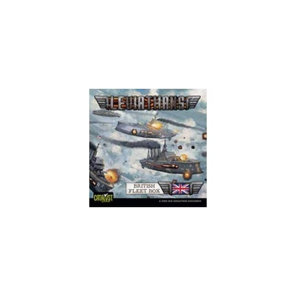 Leviathans British Fleet Box 4
