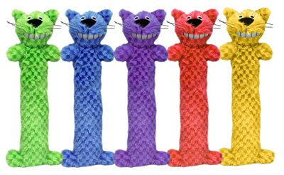 Multipet International Catnip Loofa Cat (Cat International)