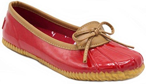 Pictures of London Fog Womens Webster Duck Style Rain Shoe 8 XX US Men 2