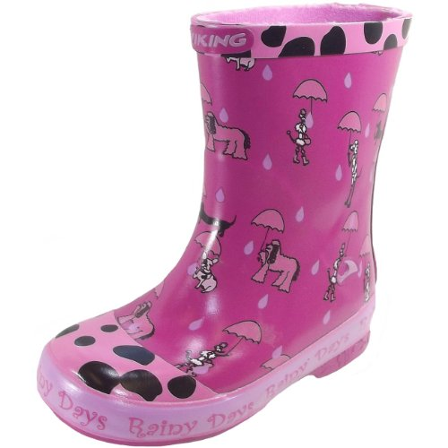 Viking Rainy Days, pink