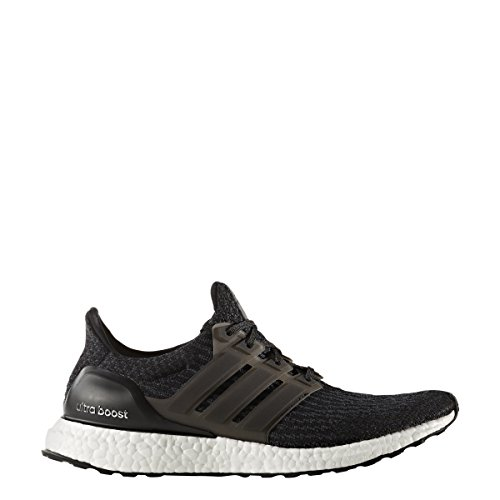 adidas Performance Men's Ultraboost Running Shoe Black/Black/Dark Grey 9 M US