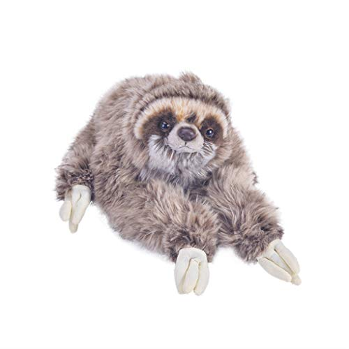 Nivalkid Home Collection Plush Sloth 35 CM Sloth Plush Toy New Year's Day Christmas Birthday Children's Day Thanksgiving Day Valentine's Day Halloween Gifts (As Shown)]()