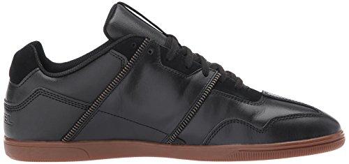 Diesel Mens Black S Diesel Mens Happy Hours Luxx Zip Sneaker rrxAwF