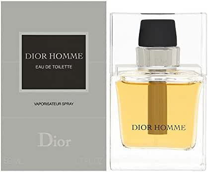 Dior Homme Eau De Toilette Spray New, 1.7-Ounce