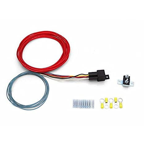 amazon com helix 9524 single air compressor wire harness kit rh amazon com  arb twin air compressor wiring harness