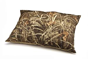 B003Z6QHI0UL Dallas Manufacturing Co. Weatherproof Camoflauge and Khaki Pet Bed, 30-Inch-by-40-Inch