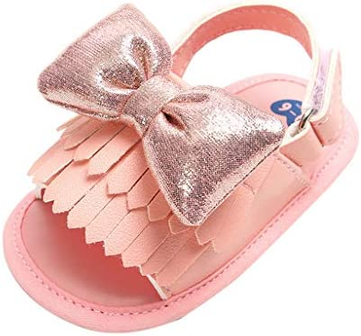 7bf653094c751 Sunbona (TM) Baby Girls Toddler First Walkers Kid Shoes Summer ...