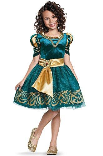 Merida Classic Disney Princess Brave Disney/Pixar Costume,