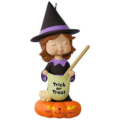 Hallmark 2017 Sweet Trick-Or-Treater Halloween Keepsake