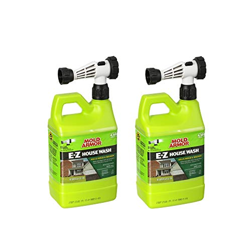 Mold Armor E-Z House Wash 64 Ounce - 2 Pack