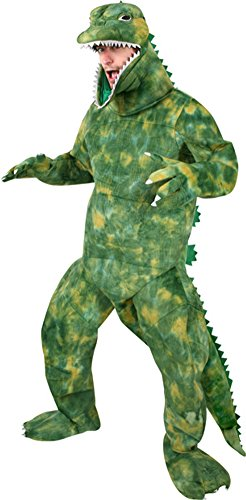 Adult's Godzilla Halloween Costume -