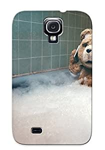 New QYtvFOI3656aDWZW Ted Skin Case Cover Shatterproof Case For Galaxy S4