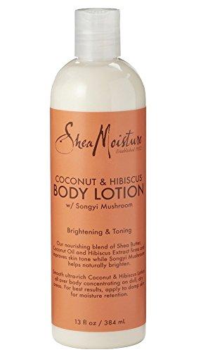 Shea Moisture Body Lotion, Coconut Hibiscus, 13 Ounce