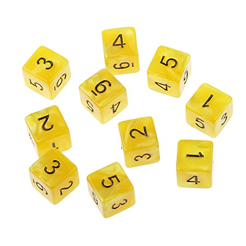 Yellow Sided Playing Warhammer Favours