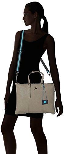 Goldie Black Piatta Tg Gabs Women's Trasf Gabs Razza Sabbia Studio amp; Beige Bag L w00qIg6R