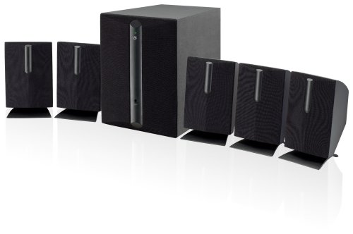 GPX HT050B Channel Theater Speaker product image