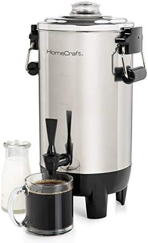 Nostalgia HomeCraft CU30SS Quick Brewing 1000 Watt product image