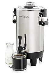 HomeCraft CU30SS Quick-Brewing