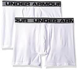 Under Armour Men's The Original 6'' Boxerjock® Boxer Briefs, 2-Pack