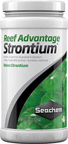 (Seachem Reef Strontium 300gram)