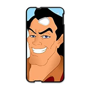 HTC One M7 Phone Case Black Beauty and the Beast Gaston YU9404158