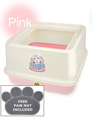TopEntry Litter Boxes Litter Boxes Supplies What Cats Need