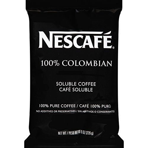 Nescafe Coffee 100 Colombian 8 Ounce product image