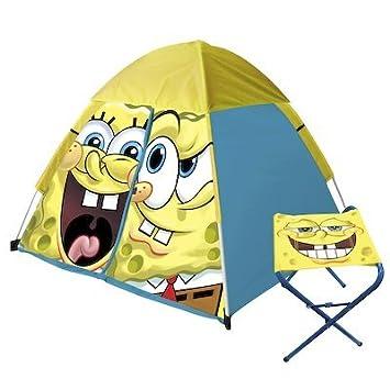 Nickelodeon SpongeBob SquarePants Childrenu0027s C&ing ...  sc 1 st  Amazon.com & Amazon.com : Nickelodeon SpongeBob SquarePants Childrenu0027s Camping ...