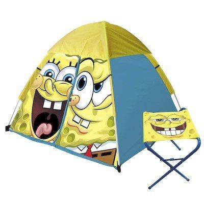 Image Unavailable  sc 1 st  Amazon.com & Amazon.com : Nickelodeon SpongeBob SquarePants Childrenu0027s Camping ...