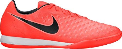 NIKE Magistax Onda II IC Indoor Soccer Shoe (Total Crimson) 5eRPXDsJ0