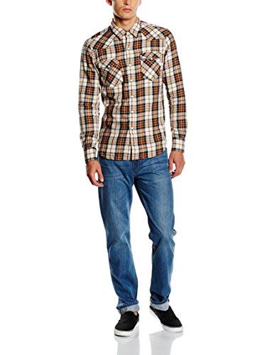 Blu Uomo Denim 511 Levi's dark Slim Jeans 1880 xqfwng