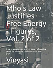 Mho's Law Justifies Free Energy - Figures, Vol. 2 of 2: How to generate an endless supply of reactive power by emulating the behavior of spark gaps.