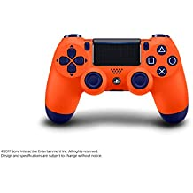DualShock 4 Wireless Controller for PlayStation 4 - Sunset Orange
