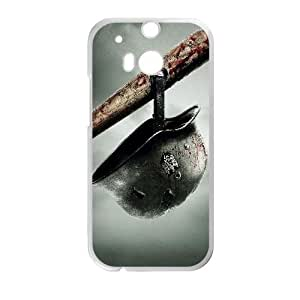 Inglourious Basterds Movie HTC One M8 Cell Phone Case White Exquisite designs Phone Case TF772441