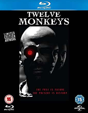 Twelve Monkeys 1995 BluRay 720p 800MB ( Hindi – English ) ESubs MKV