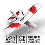 VOLANTEXRC Remote Control Airplane Traninstar Micro 2.4GHz RC Aircraft RTF Ready to Fly
