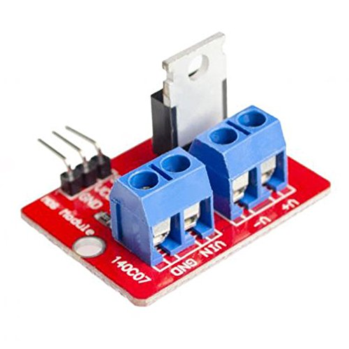 SODIAL(R) 3 Pcs IRF520 MOS FET Driver Module for Arduino