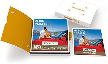 Smartbox Amor para Dos Caja Regalo, Adultos Unisex: Amazon.es ...