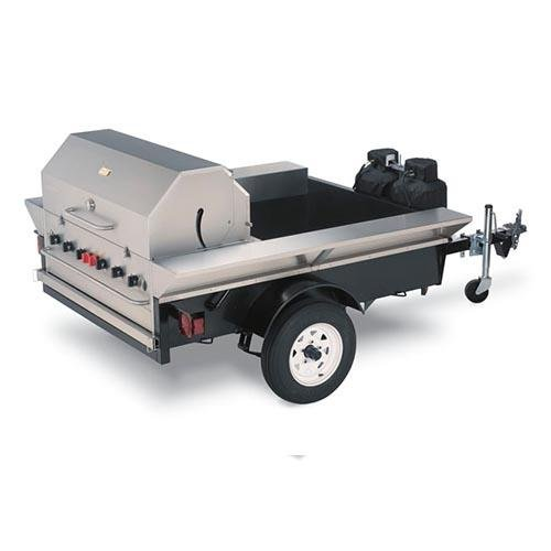 Crown Verity (TG-1) - 69'' Tailgate Grill by Crown Verity