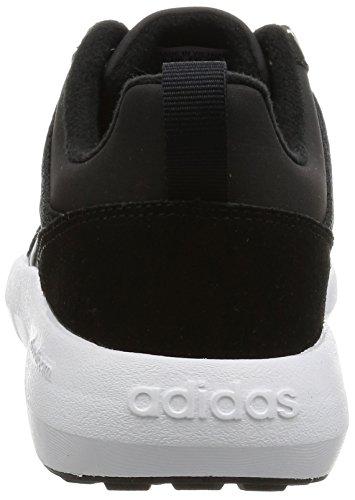 adidas Cloudfoam Race Wtr W, Zapatillas de Deporte para Mujer Negro (Negbas / Negbas / Plamet)