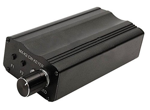 Zowaysoon CW Morse Code Keyer Auto Memory Key Contoller for Vintage Old Ham Radio