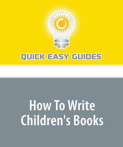 Download How To Write Children's Books pdf